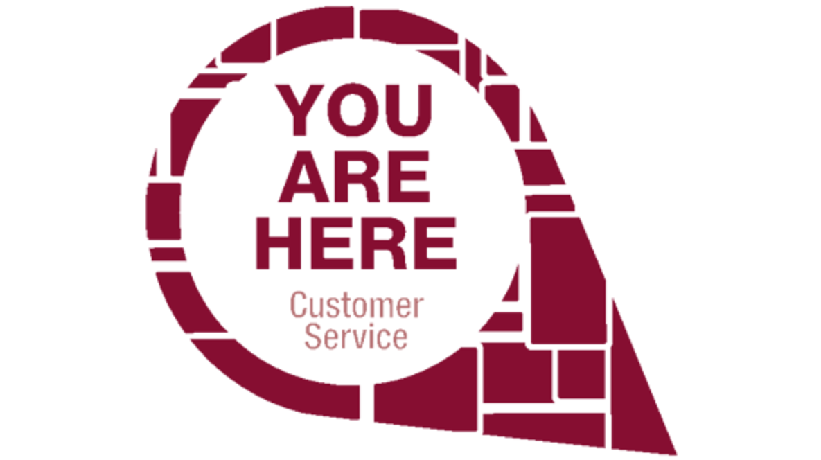 You are Here: Customer Service