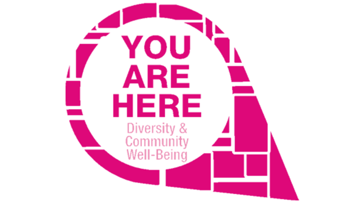 You are Here: Diversity & Community Well-being