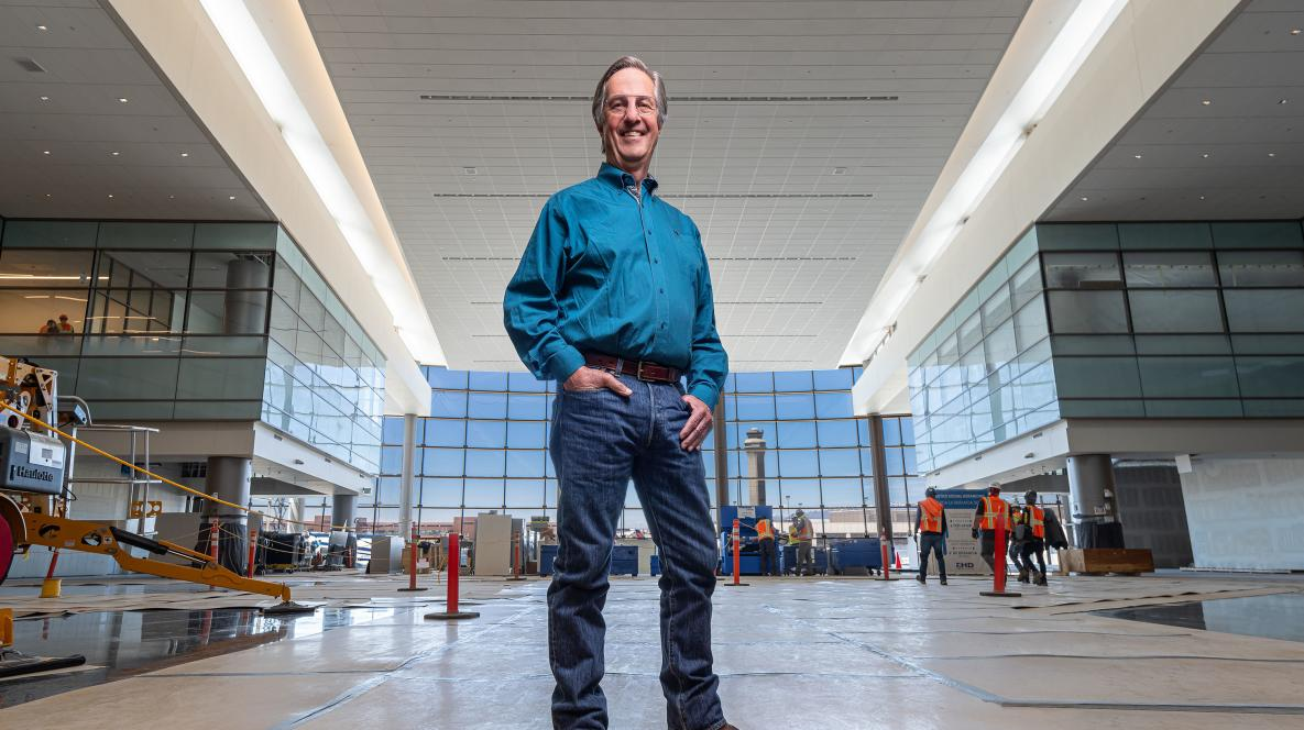 Bill Wyatt - Executive Director of The Salt Lake City Department of Airports