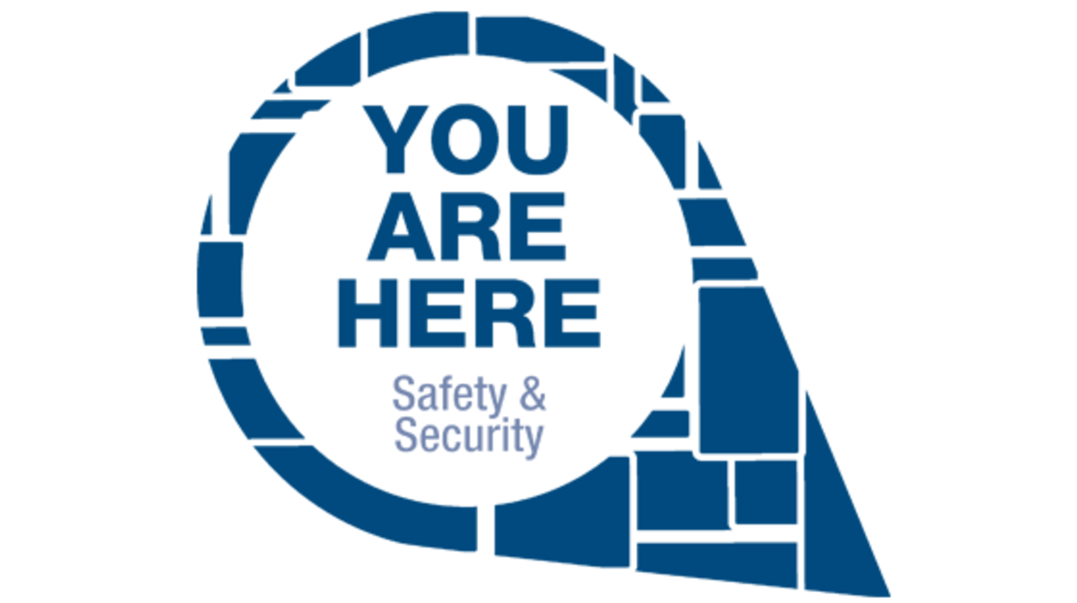 You are Here Safety & Security