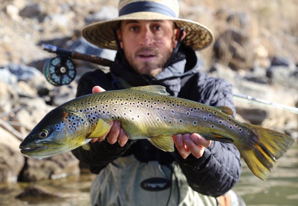 Flyfishing in Ruidoso