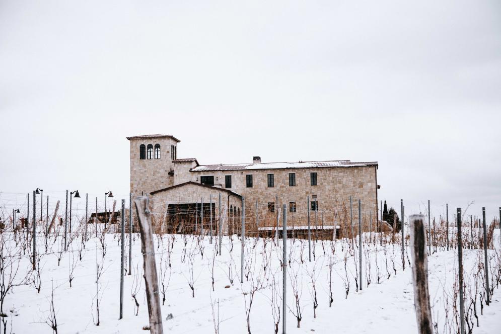 Mari Vineyards Winter