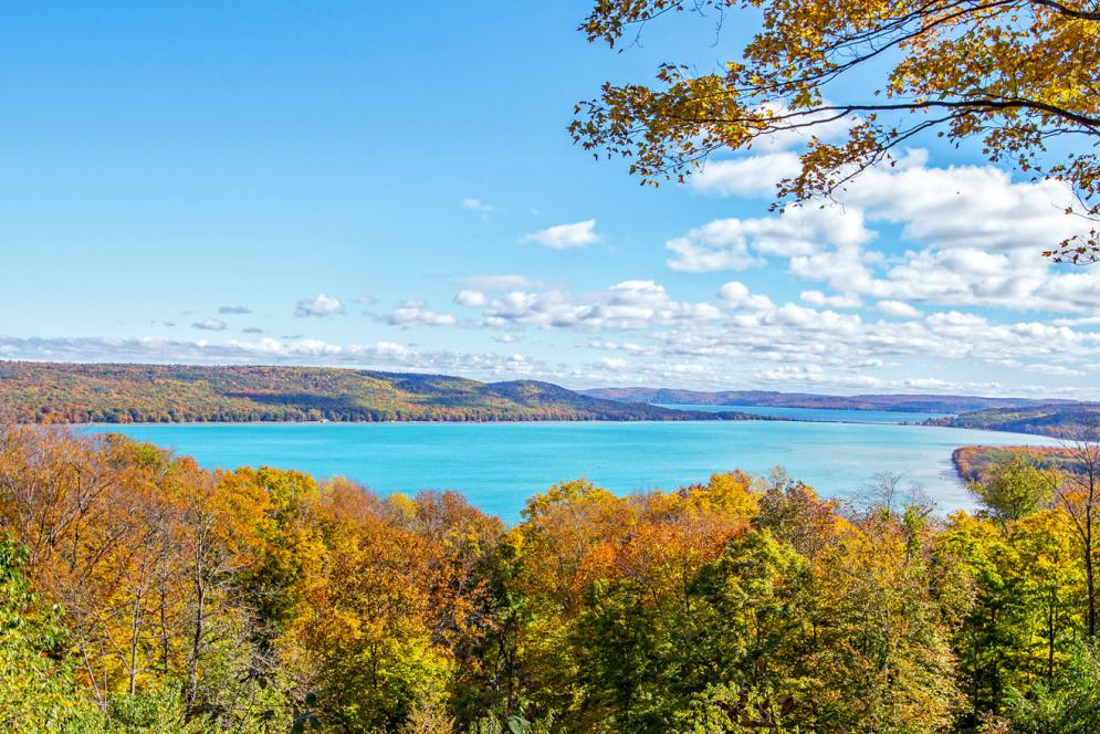 Glen Lake - Sleeping Bear Dunes