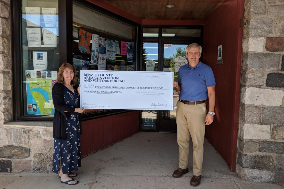 Benzie CVB Distributes $200,000 to Support Tourism