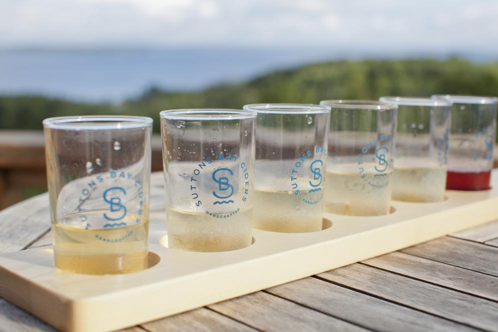 Suttons Bay Ciders