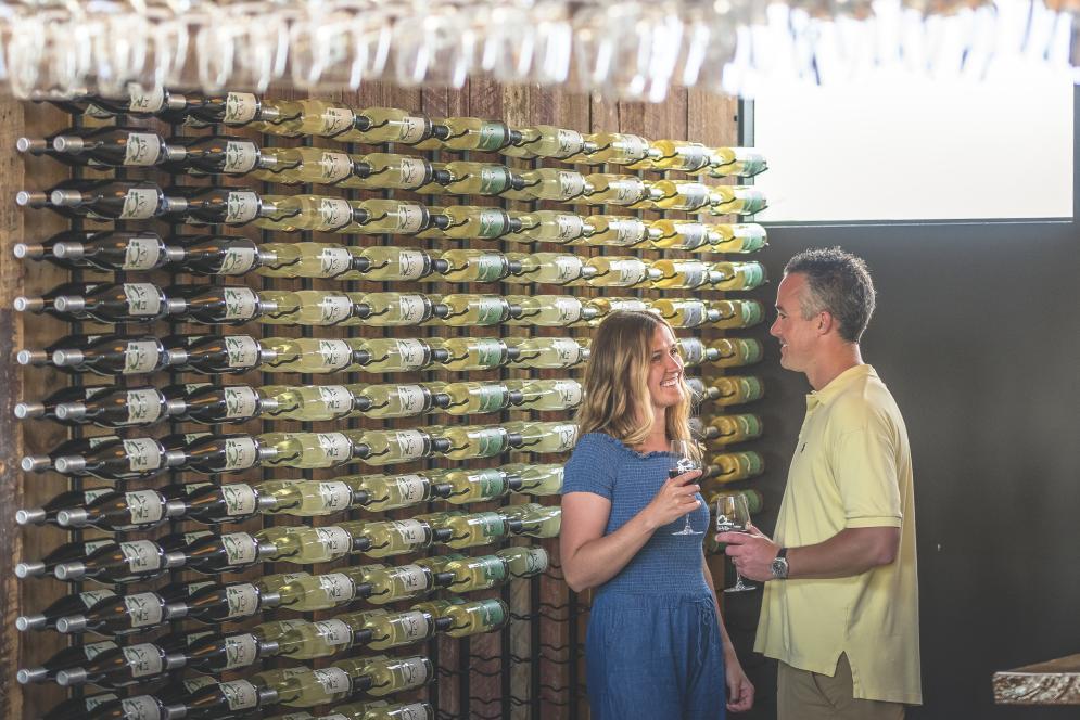 Wine Tasting at Rove Estate