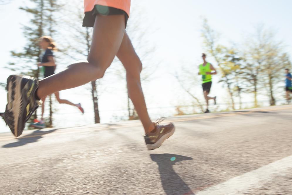 Bayshore Marathon - Traverse City
