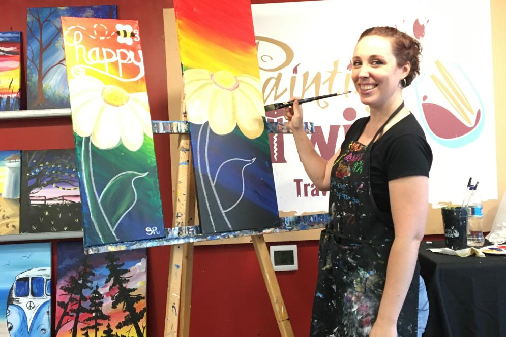 Painting with a Twist - Traverse City
