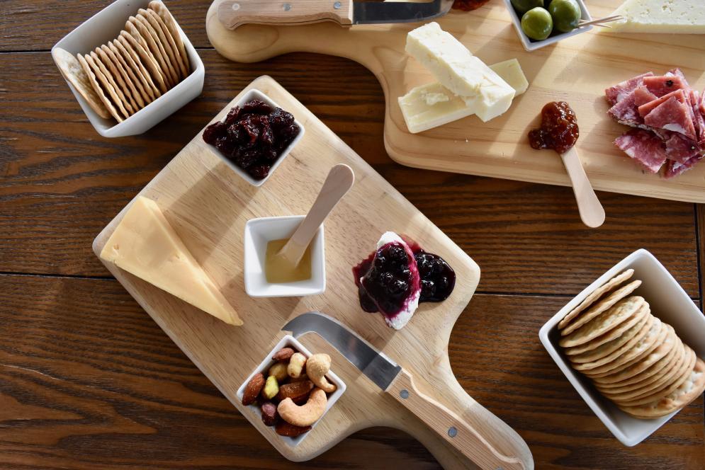 Cheese Board at Rove Estate
