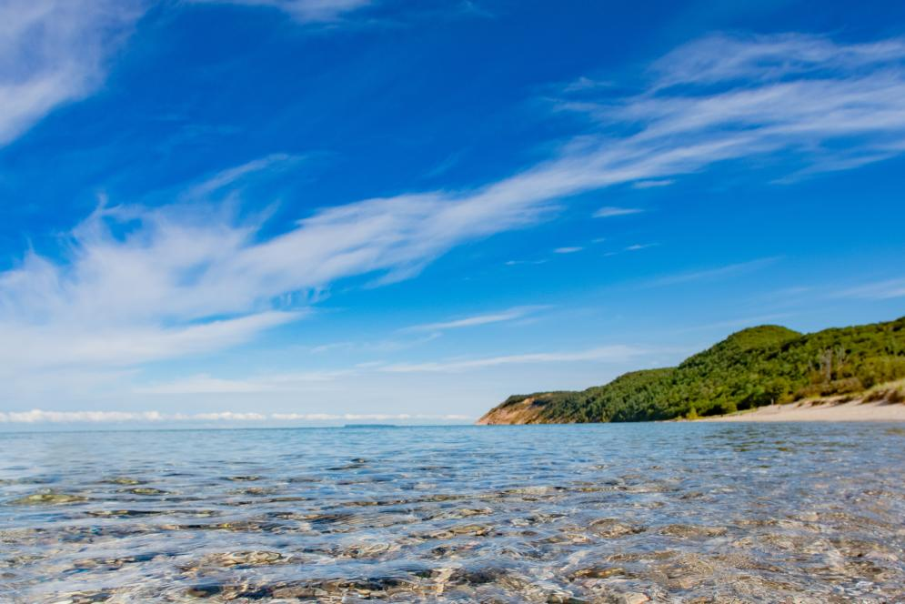 Scenic Summer Water
