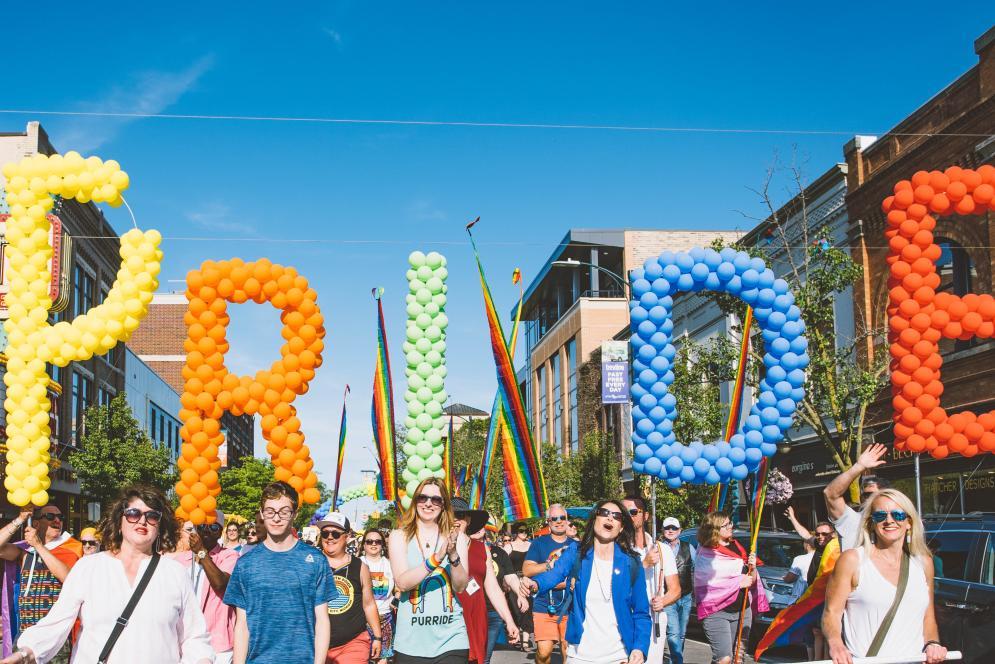 LGBTQ Pride Event
