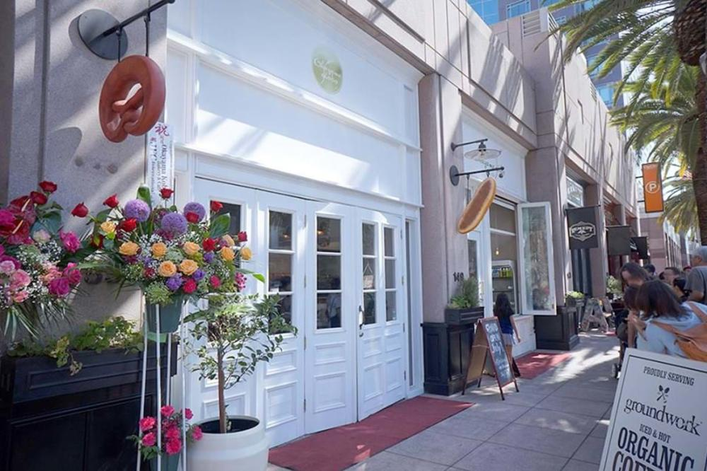 Okayama Kobo Bakery & Cafe and Bizen Bar