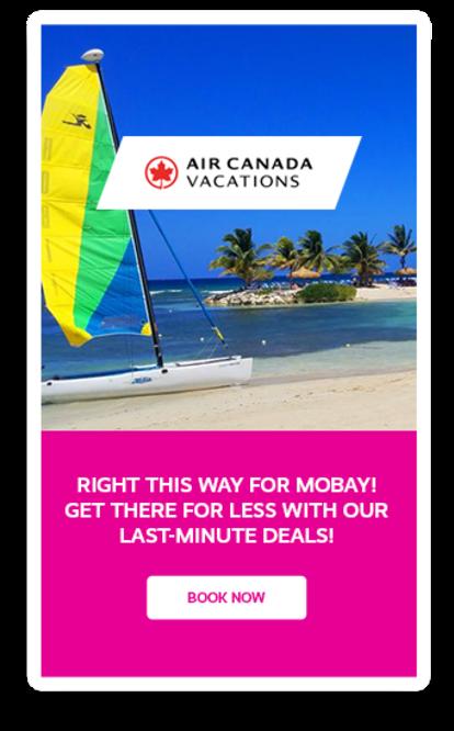 TD Air Canada