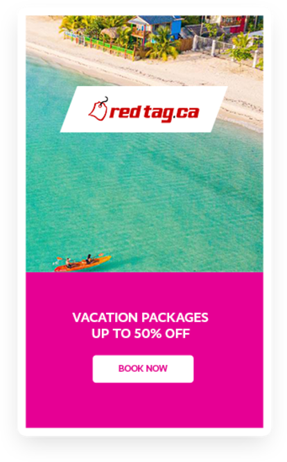Red Tag Travel Deals