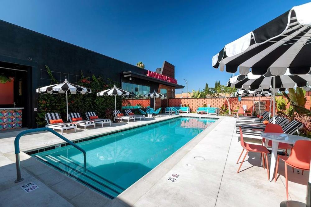 Modern Times Leisuretown pool