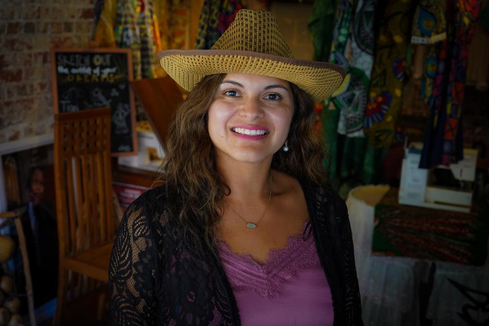 Adriana Chavela of Hola Carolina