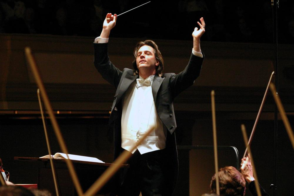 Asheville Symphony Orchestra Conductor