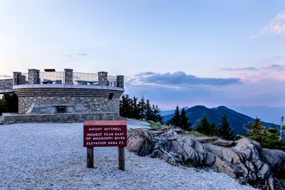 Mt. Mitchell Peak