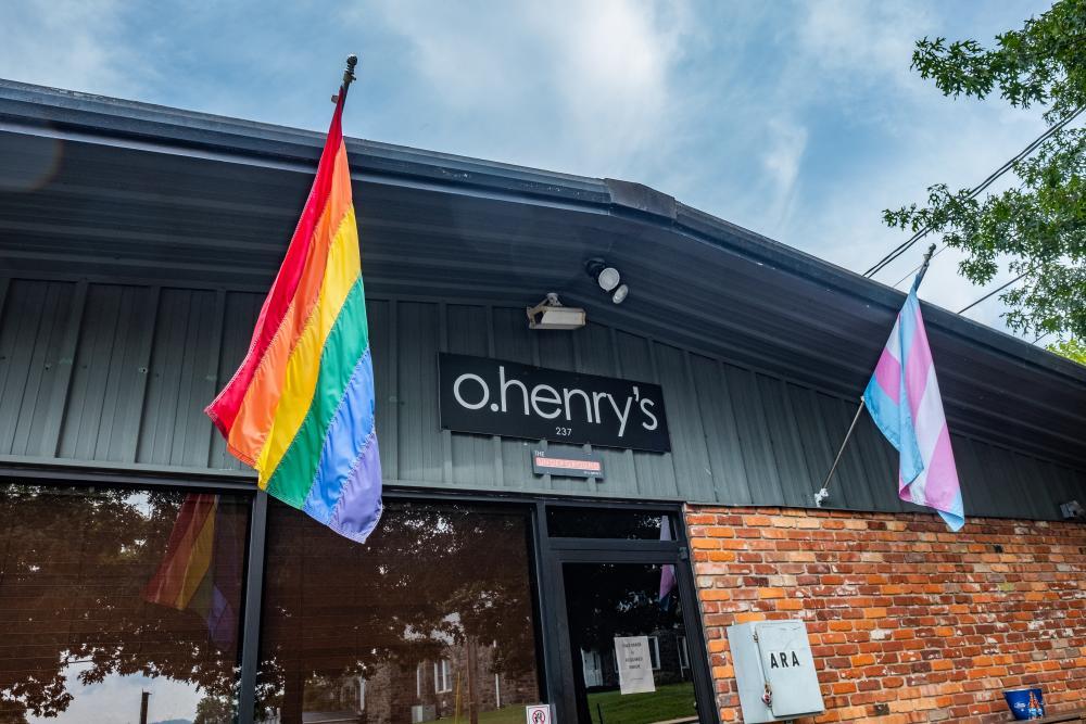 LGBTQ friendly businesses o henry's gay bar