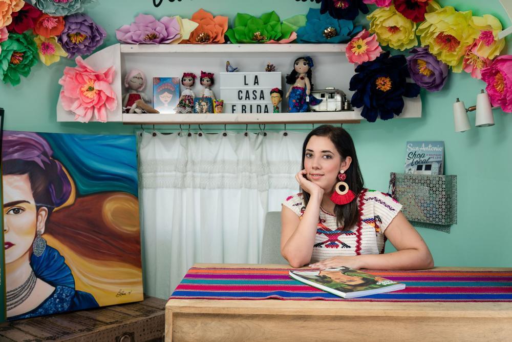 La Casa Frida shop in San Antonio Texas