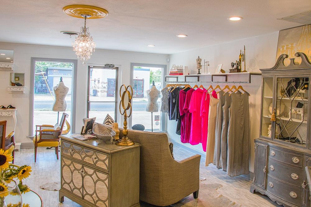 Altatudes boutique in Austin Texas