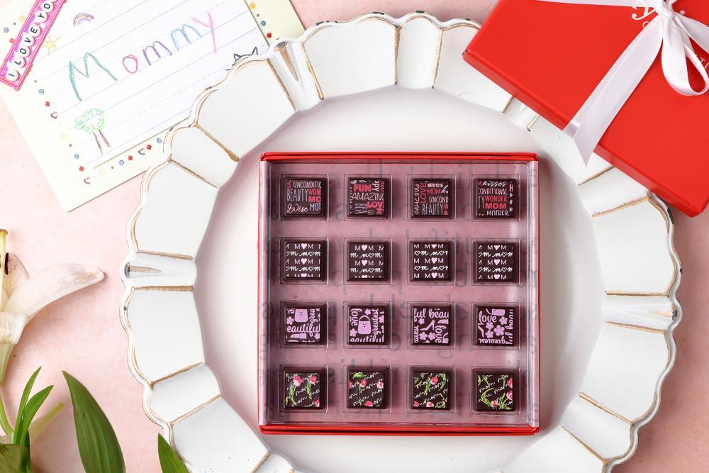 Delysia Chocolatier Mothers Day Set of chocolates