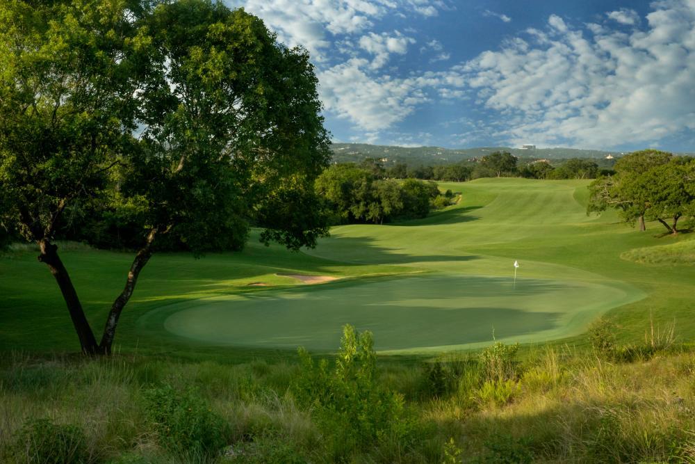 Fazio Canyons golf course at Omni Barton Creek Resort and Spa in Austin Texas