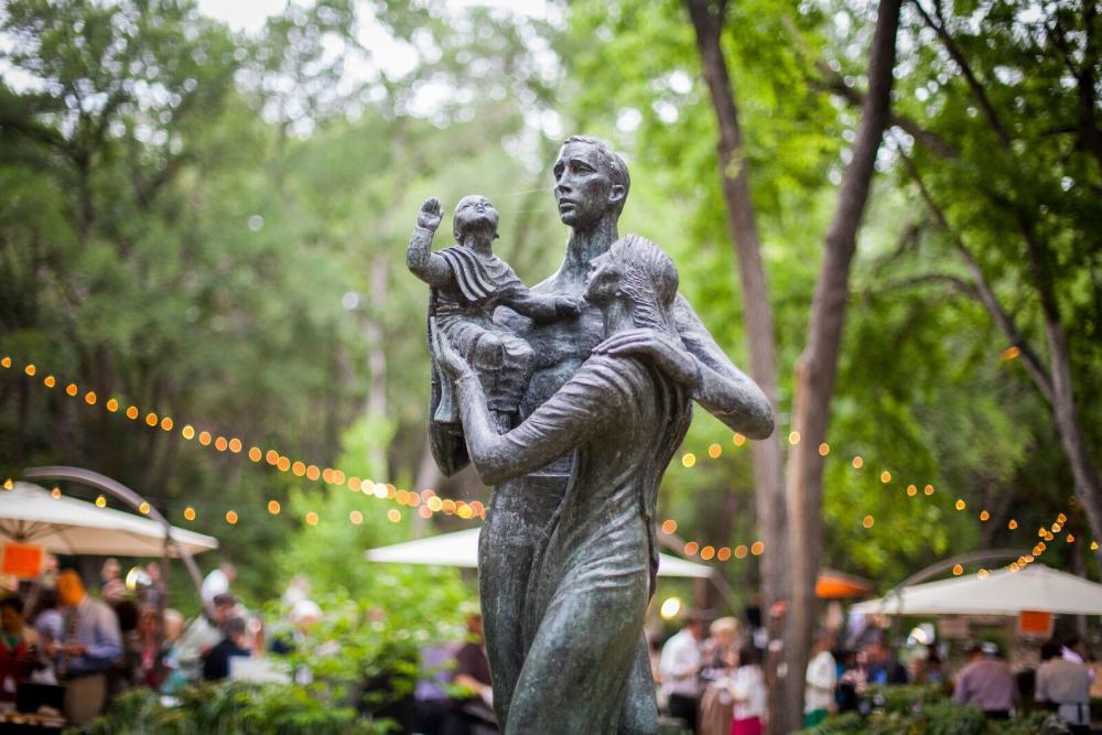 Umlauf Sculpture Garden B