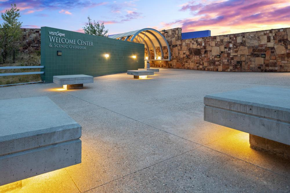 National Historic Trails Interpretive Center Casper, WY
