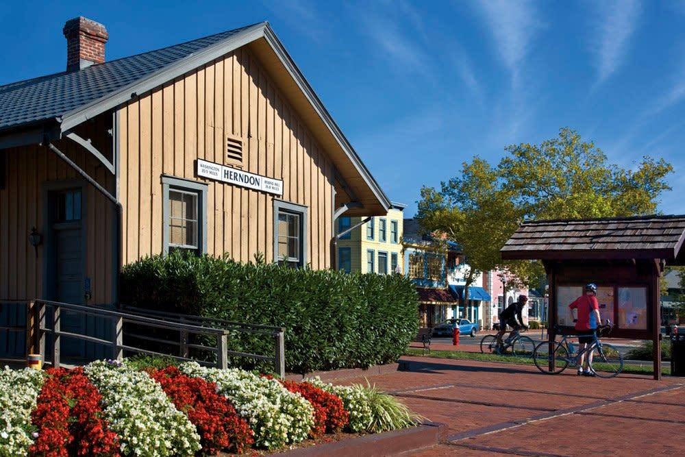 Herndon Depot Museum
