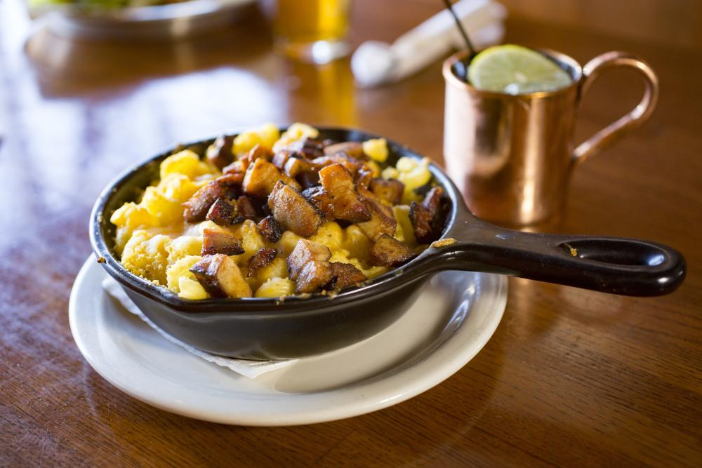 Mad Anthony Brewing Company Mac and Cheese - Fort Wayne, Indiana