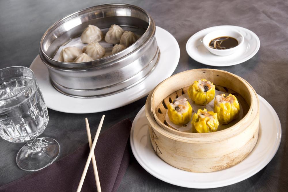 Dim Sum at Wu's Fine Chinese Cuisine