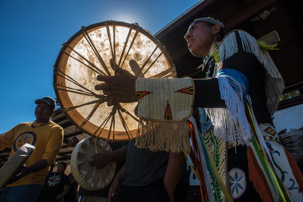 Native American ceremony