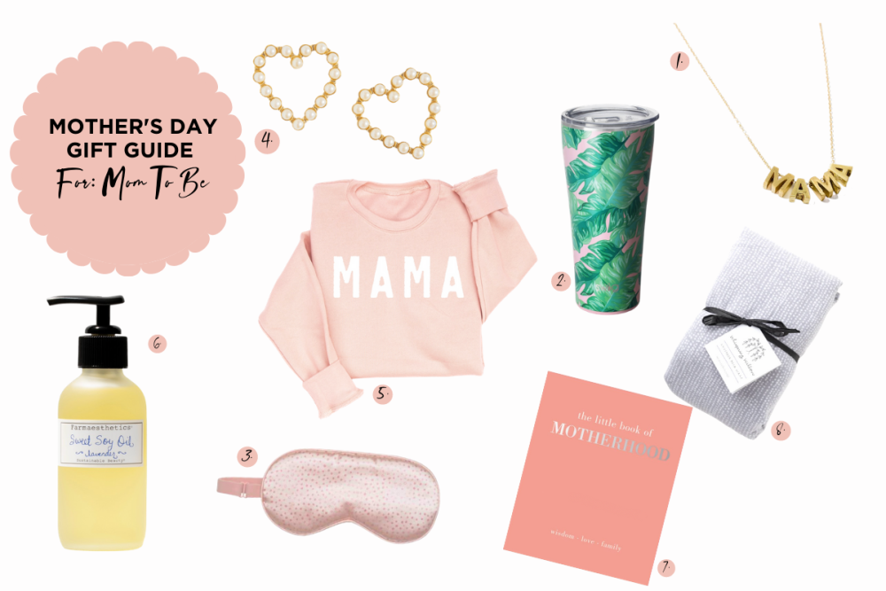 Mother's Day Gift Guide Mom To Be