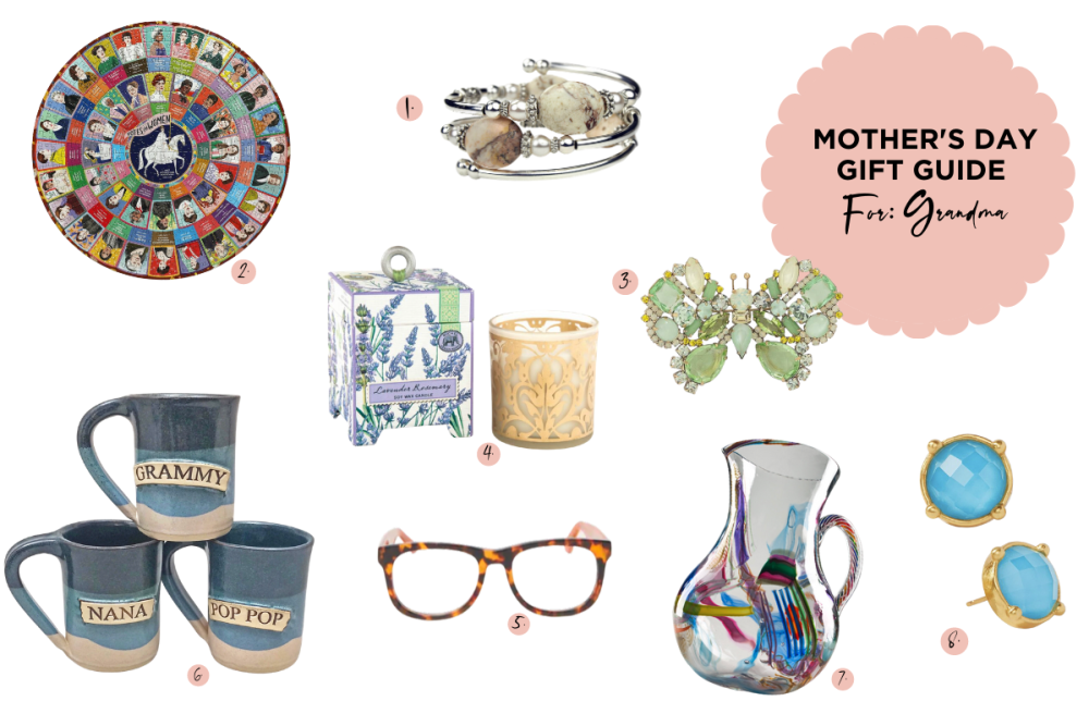 Mother's Day Gift Guide Grandma