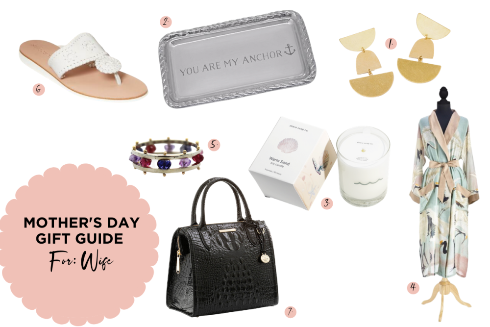 Mother's Day Gift Guide Wife