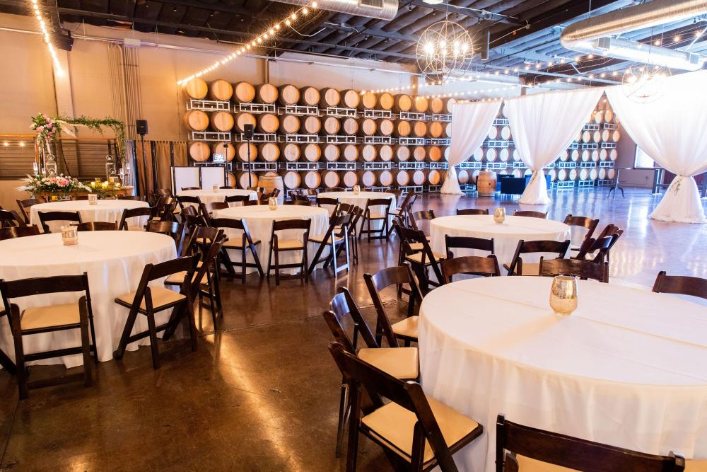 Wedding-set-up-at-domenico-winery-in-san-carlos-ca
