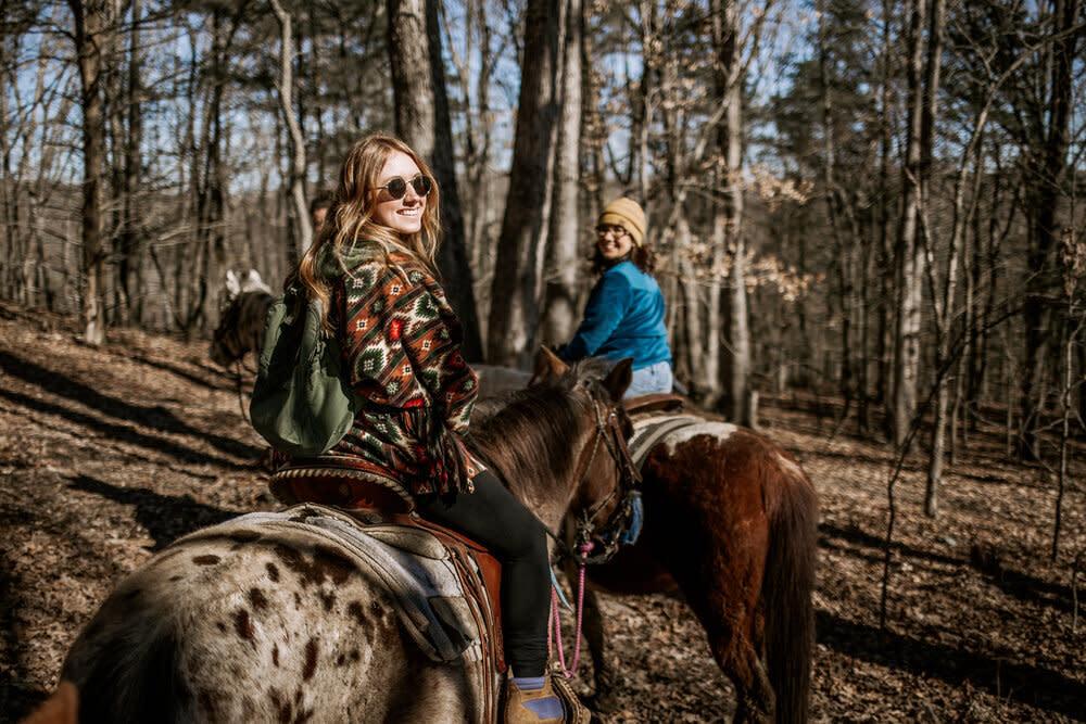 Horseback Riding & Winery