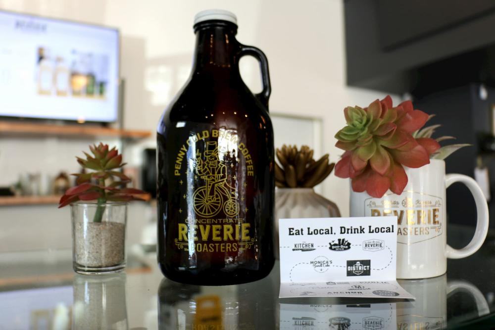 Reverie Coffee Roasters - Eat Local Shop Local