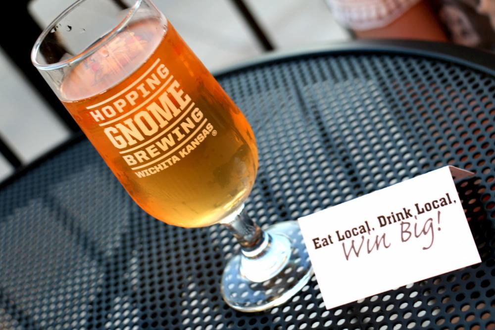 Hopping Gnome Brewery - Eat Local Shop Local