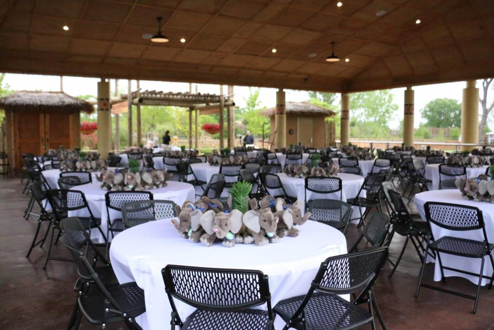 Meeting Space at the Sedgwick County Zoo