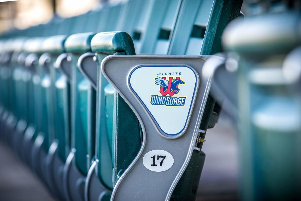 Seating at Riverfront Stadium