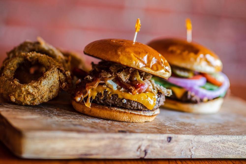 Pumphouse Burger