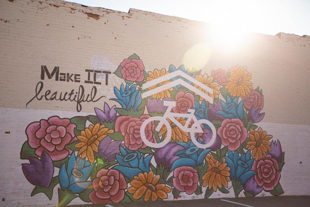 Make ICT Beautiful Mural