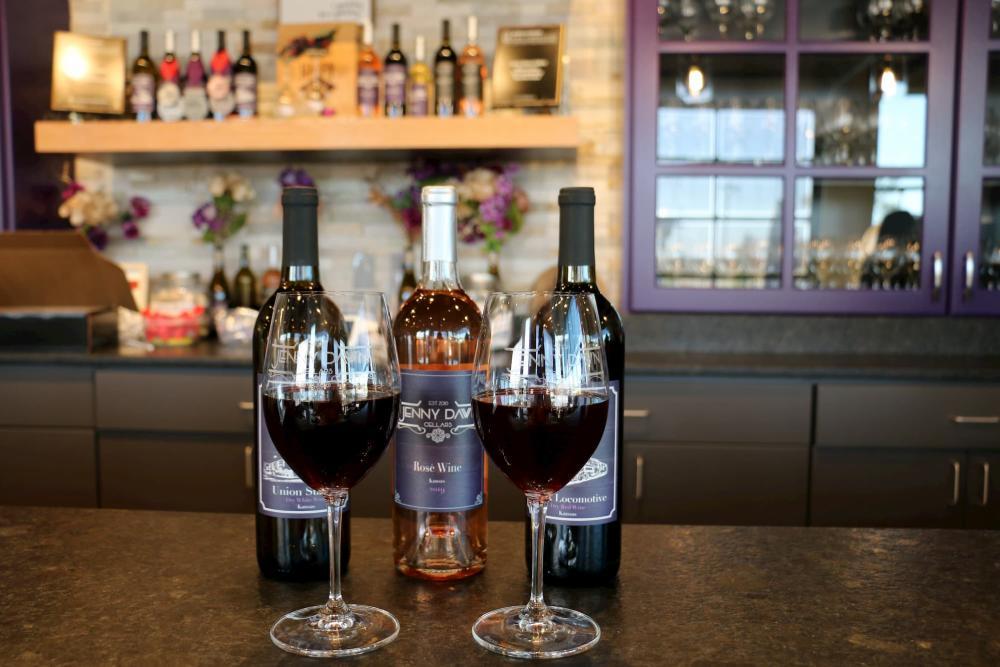 Wine From Jenny Dawn Cellars