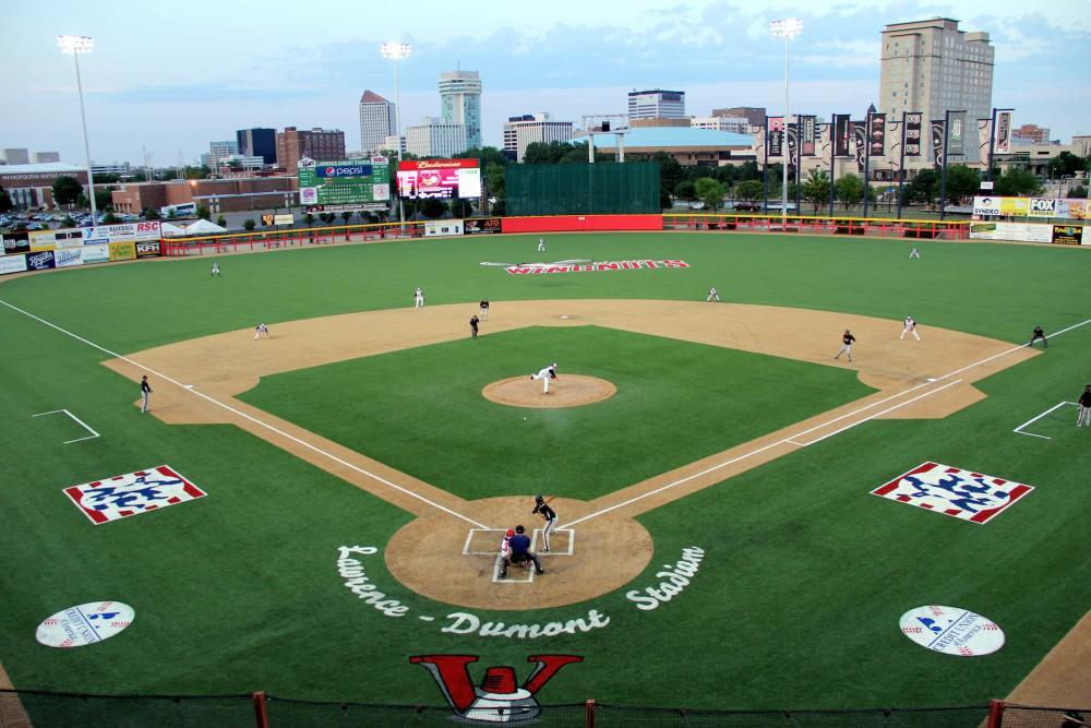 NBC World Series at Lawrence-Dumont Stadium in Wichita