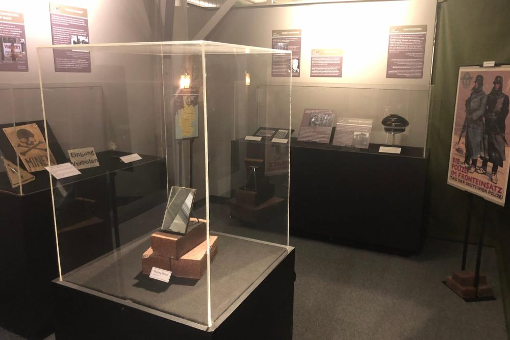 Nazi Society and the Camps Exhibit at Museum of World Treasures