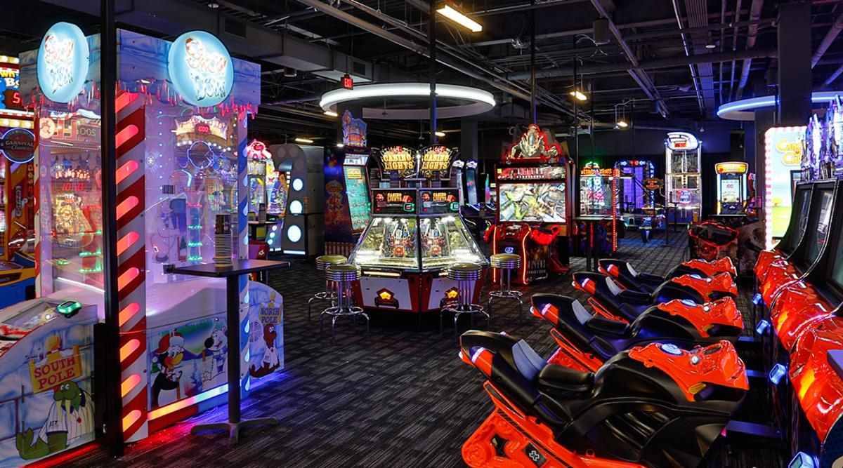Dave & Buster's Springfield