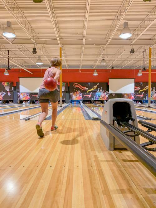 Strike and Spare Bowling