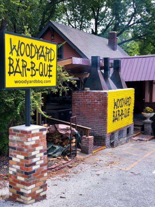 Woodyard BBQ
